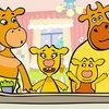 Французская компания инвестирует в мультсериал «Союзмультфильма» об оранжевой корове