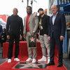 50 Cent получил звезду на голливудской Аллее славы