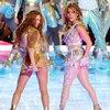 Шакира и Джей Ло устроили феерическое латино-шоу на Супербоуле (Видео)
