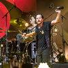 Нарисованные участники Pearl Jam спели «Superblood Wolfmoon» (Видео)