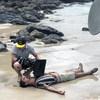 Вокалиста Hatters спасли от обезвоживания в «Последнем герое» (Видео)