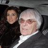 89-летний президент «Формулы-1» Берни Экклстоун станет отцом