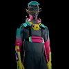 Изобретен безопасный костюм для посещения концертов во время эпидемии (Видео)
