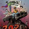 Gorillaz выпускают первый сборник комиксов о себе
