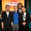 Михаил Шац и Jukebox Trio самозадолбались в изоляции
