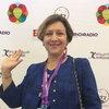 Директор РГМЦ Ирина Герасимова отмечает юбилей
