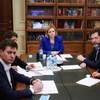 Ольга Любимова обсудила возобновление кинопоказов с ведущими дистрибьюторами