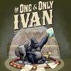 Горилла сбегает из цирка в трейлере фильма «Айван, единственный и неповторимый» (Видео)