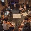 РМС организовал для студентов летнюю практику с участниками Московского ансамбля современной музыки