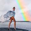 Ольга Бузова смотрела на радугу и не стала лесбиянкой