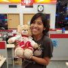 Девушке вернули медведя, в поисках которого помогал Райан Рейнольдс