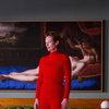 Тильда Суинтон примерила красное платье в «Человеческом голосе» Педро Альмодовара (Видео)