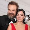 Лили Аллен и Дэвид Харбор готовятся к свадьбе