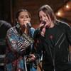 «Куртки Кобейна» споют с Манижей в «Квартирнике у Маргулиса»