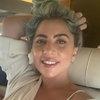 Леди Гага отрекламировала новую косметику топлесс