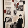 На открытии выставки к 125-летию Есенина показали его посмертную маску и черновик незаконченной поэмы о Ленине