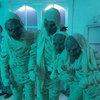 Хайди Клум сняла домашний фильм ужасов (Видео)