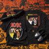 AC/DC выпустили одежду и обувь по мотивам своих легендарных альбомов