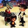 Анжелика Варум и Леонид Ярмольник озвучат новый мультфильм про Крокодила Гену и Чебурашку (Видео)
