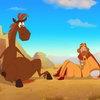 Конь Юлий готов на всё ради любви в трейлере мультфильма «Конь Юлий и большие скачки» (Видео)
