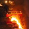 «Нервы» сожгли микроавтобус в клипе на кавер Сердючки (Видео)
