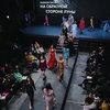 Международный конкурс молодых модельеров показал моду «На обратной стороне Луны»