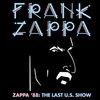 Последний концерт Фрэнка Заппы в США выпустят в июне (Слушать)