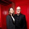 Ирина Безрукова и Алексей Барабаш посетили вечеринку журнала ОК!