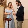 Лиза Арзамасова и Илья Авербух ждут ребенка (Видео)