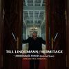 Тилль Линдеманн спел «Любимый город» в Эрмитаже (Видео)