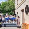 Мемориальную доску композитору Аркадию Островскому открыли в Москве