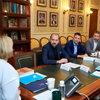 Ольга Любимова и Андрей Кричевский обсудили развитие креативных индустрий