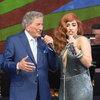 Тони Беннетт и Леди Гага в последний раз выступят в Нью-Йорке