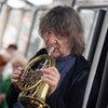 Музыкальный трамвай привез артистов на концерт в депо Калининграда