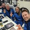 Уильям Шетнер стал самым старым астронавтом за 11 минут (Видео)
