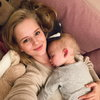 Александра Бортич пожаловалась на таксиста, высадившего ее с ребенком посреди шоссе