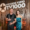 Катерина Шпица и Роман Курцын стали лицами телеканала «TV1000 Русское кино»