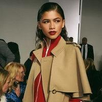 Зендая возглавила список влиятельных юных модниц