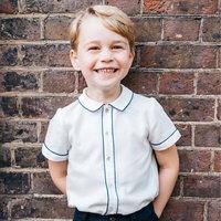 Принц Георг стал самым юным модником Британии