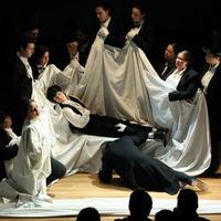 Рецензия: «Путешествие Пушкина в Африку» в театре Школа драматического искусства ****