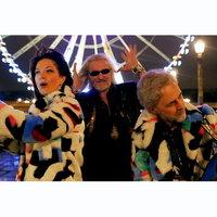 «Мираж» и Никита Джигурда устроили дебош в Париже (Видео)
