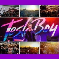 Tesla Boy откроет новый сезон Roof Fest на самой красивой крыше Москвы