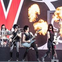 Концерты Black Veil Brides переносятся на следующий год