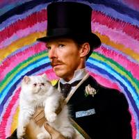 Рецензия на фильм «Кошачьи миры Луиса Уэйна»: Котик Питер и его непутёвый кожаный друг