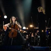 Адам и Дали Гуцериевы выступили с Кери-Линн Уилсон