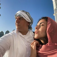 Потап захотел еще трех жен на отдыхе в Абу-Даби (Видео)
