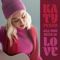 Кэти Перри спела «All You Need Is Love» (Видео)