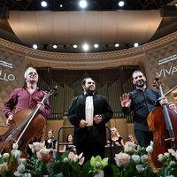 На фестивале Vivacello вспомнят Шарля Бодлера, Майлза Дэвиса и Мстислава Ростроповича