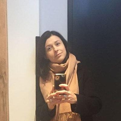 фейсбук Светланы Максимченко