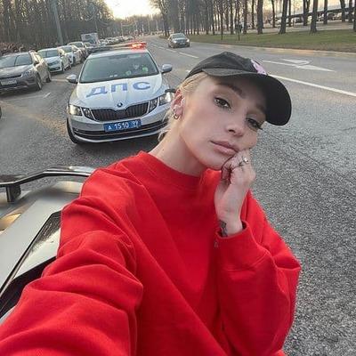 инстаграм Анастасии Ивлеевой